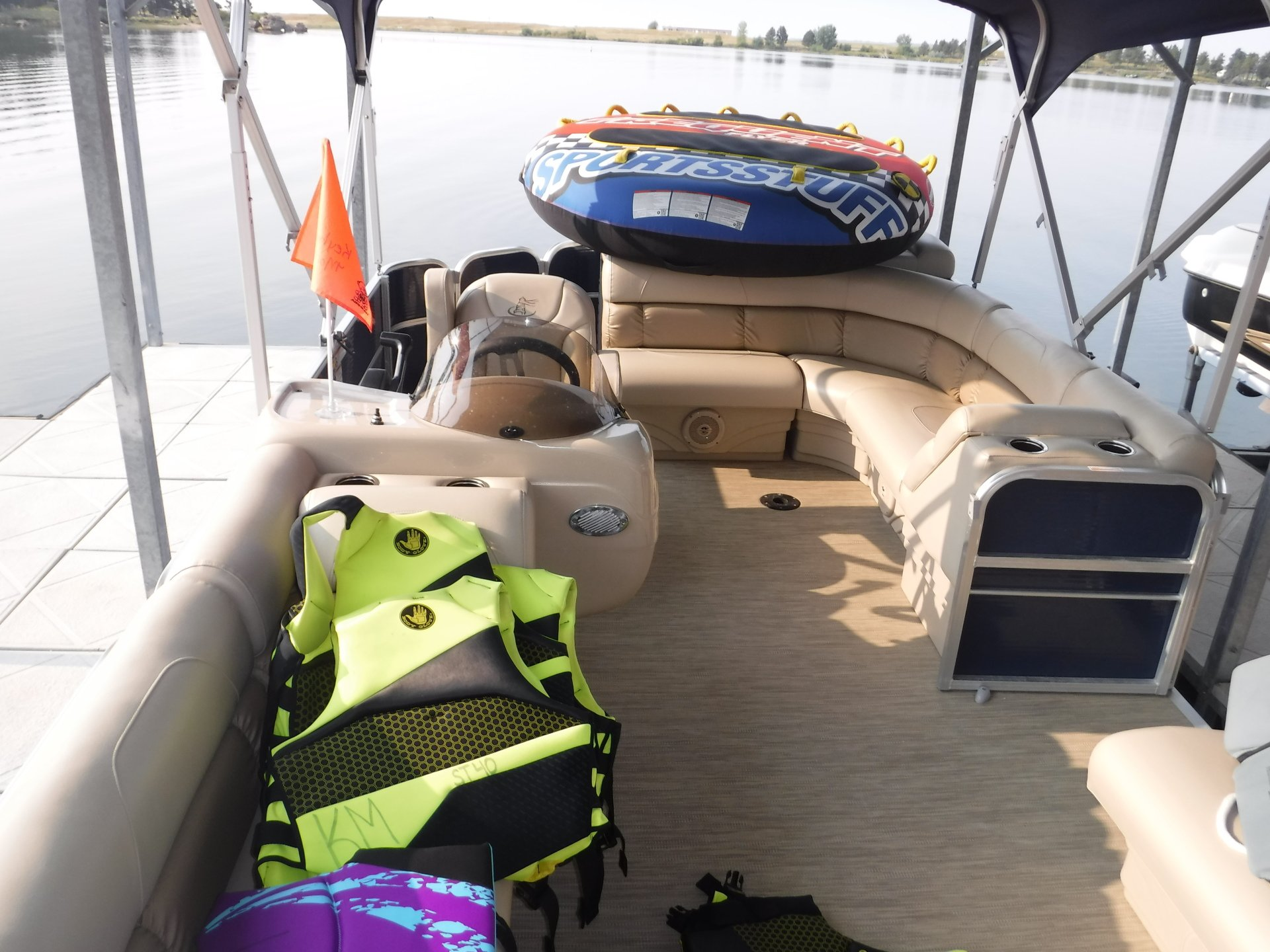 Equipment  With  Boat Rental